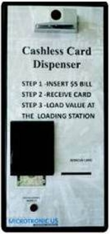 Card Dispenser